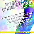 54 eme salon des cheminots lorains