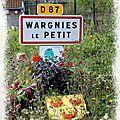 WARGNIES LE PETIT le 17/9/2017