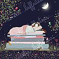 amelielaffaiteur_princessepetitpois_nuit_laffichemoderne