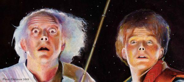 Zoom Doc et Marty