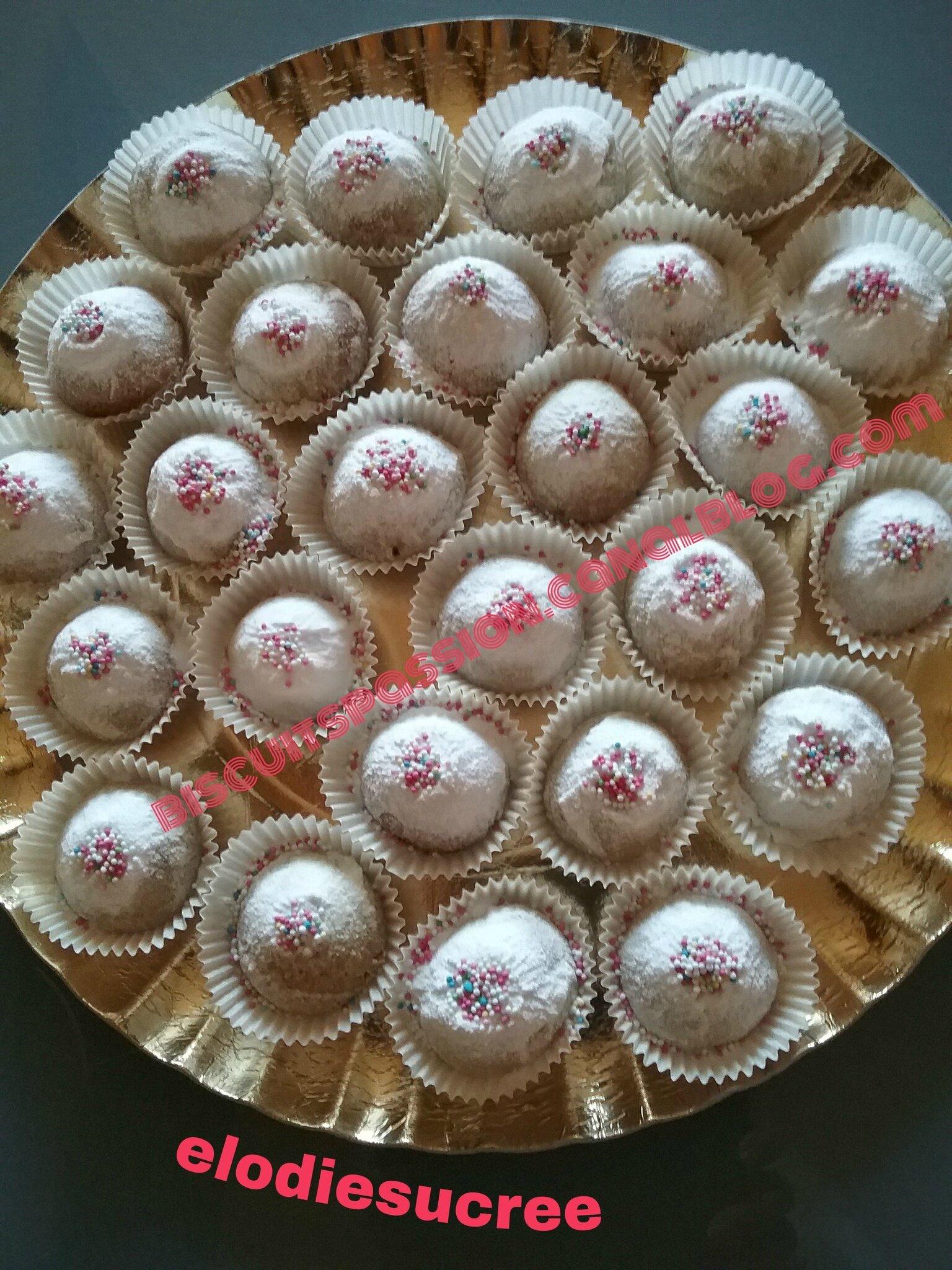 Petits Sablés aux pistaches grillées 072