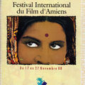 8 éme festival international du film d'Amiens 1988