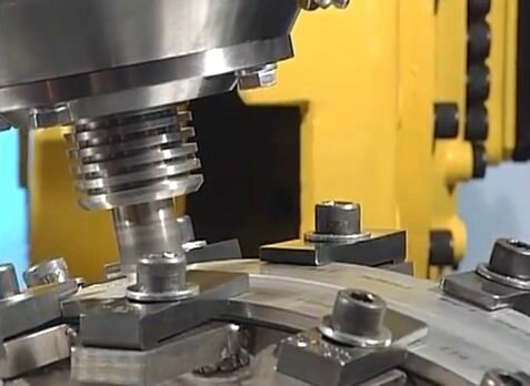 Friction Stir Welding robotisé