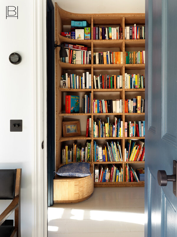 London Family Home By Beata Heuman site and blog