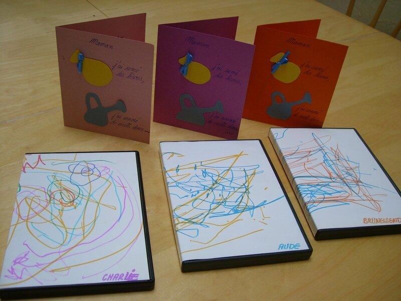 Les cartes et CD de photos 2011-2012