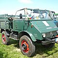 UNIMOG type 411 convertible 1961 Eutingen (1)