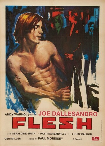 Flesh avec Joe Dallesandro