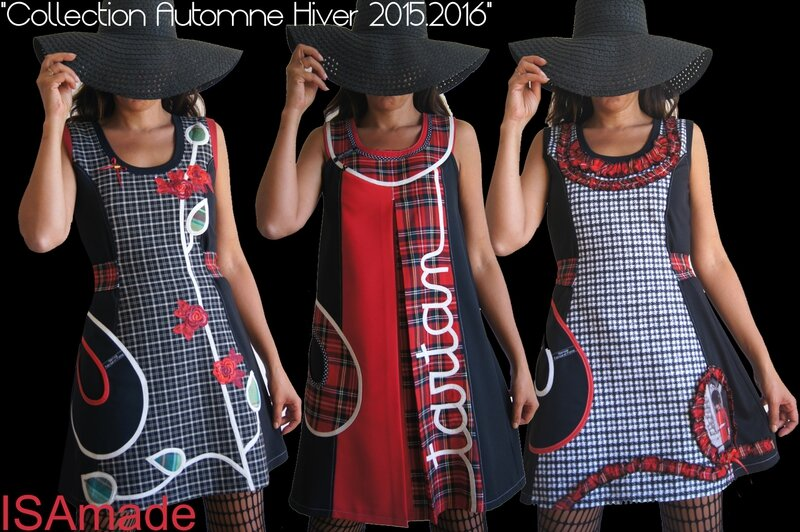 Collection mode automne Hiver 2015