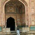 Amber Palace, a gate