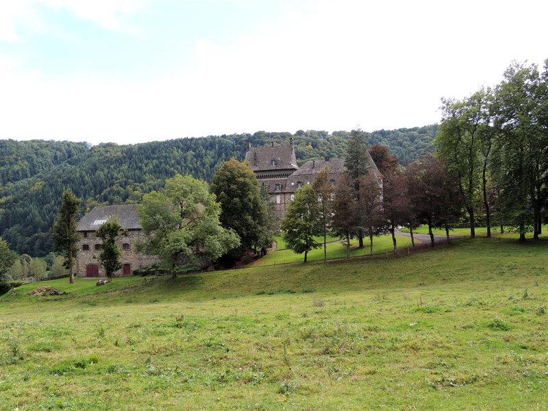 Château de Saint Chamant