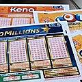 La chance pour gagner aux jeux de hasards