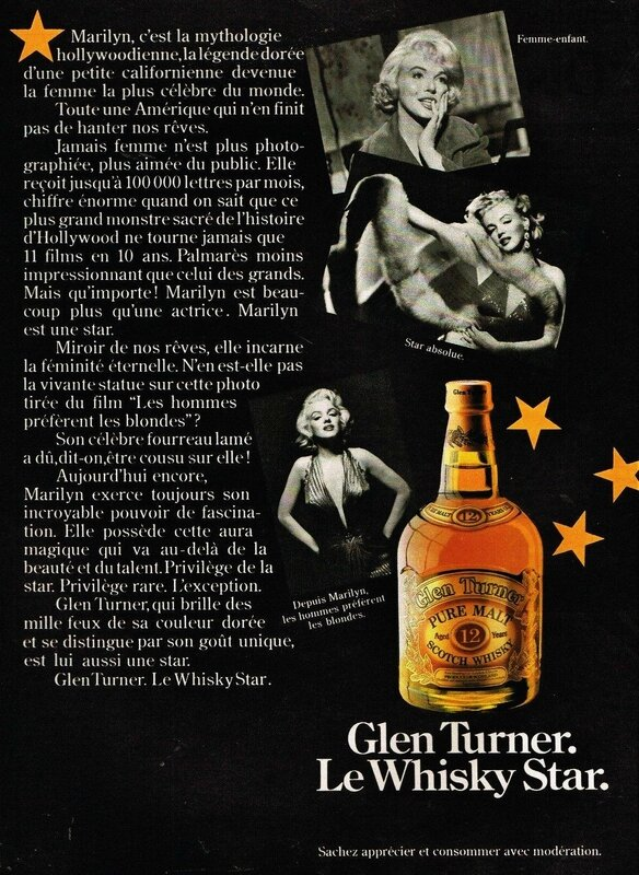 adv-1984-Scotch Whisky Glen Turner