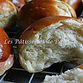 Des petits pains au lait bien dodus...