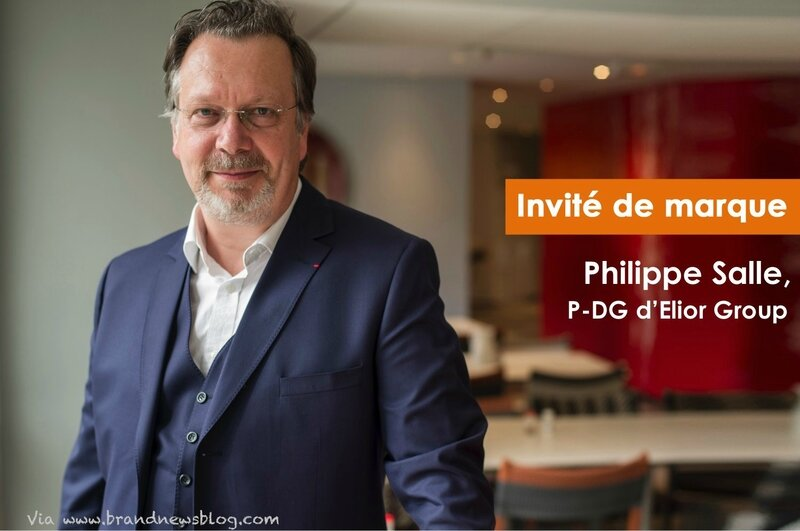 Philippe Salle - invité de marque BrandNewsBlog