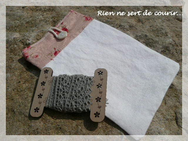 Pochette de la part de Chocoflo