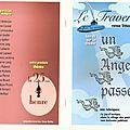 Amalia, nouvelle publiée dans la revue le traversier n°18