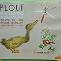 Livre collection ... plouf canard sauvage (1943) * albums du père castor *
