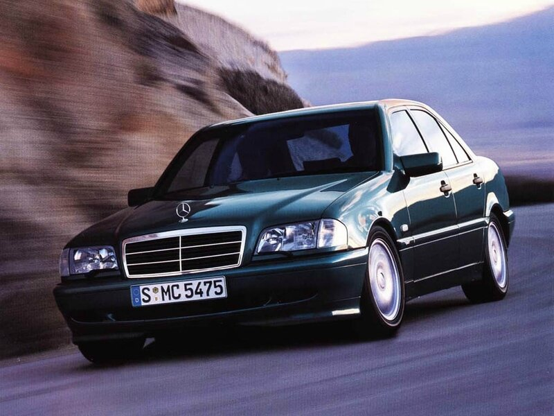 Mercedes-Benz-C-230-Kompressor-W202-1997-Design-Interior-Exterior-8