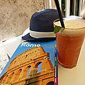 Rome - de la piazza del popolo à la fontaine de trevi