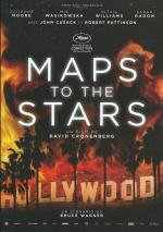 Affiche film Maps to the stars