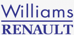 WILLIAMS RENAULT LOGO 1