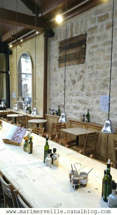 Le pain quotidien rue de varenne paris13 - marimerveille