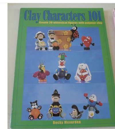 clay characters 101
