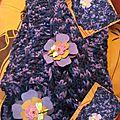 12 écharpe couleur