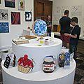 Expo de fin d'année à idem+arts