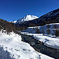 Ubaye snow trail salomon - 18 février 2018