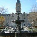La Fontaine de Tourny au soleil