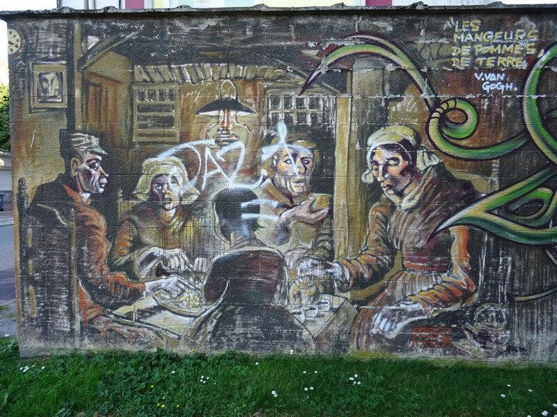 Les mangeurs de pommes de terre - Vincent Van Gogh