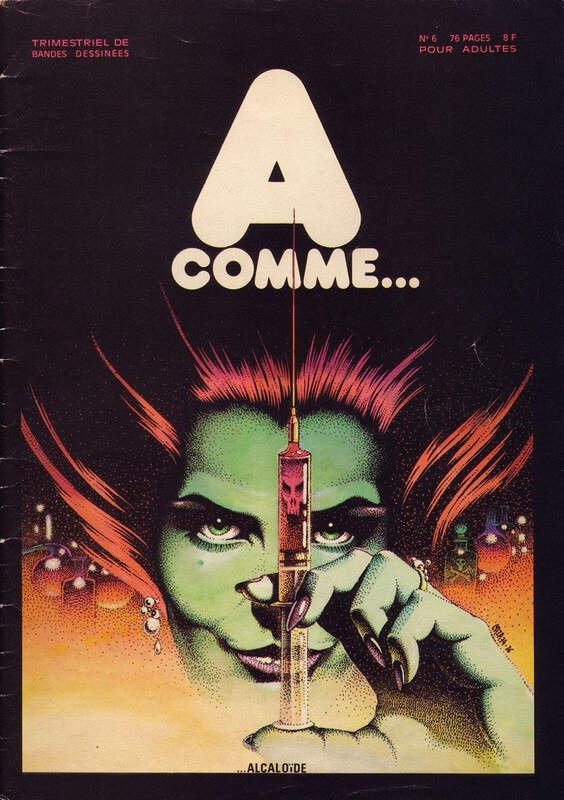 a comme n°6