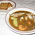 Soupe de poissons méditerranéenne