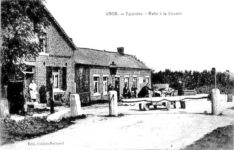 ANOR-La Douane