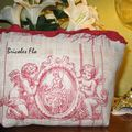 Trousse rouge anges 1