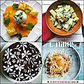 Un menu pour ce week-end : dolce italia