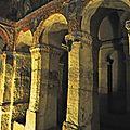 églises de Goreme classées par l'UNESCO