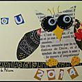 Chouette! 2014!