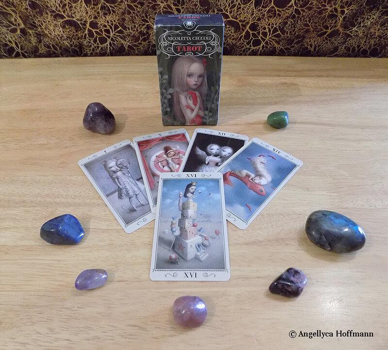 Voyance en Ligne - Nicoletta Ceccoli Tarot - Blog Ésotérique Samhain Sabbath