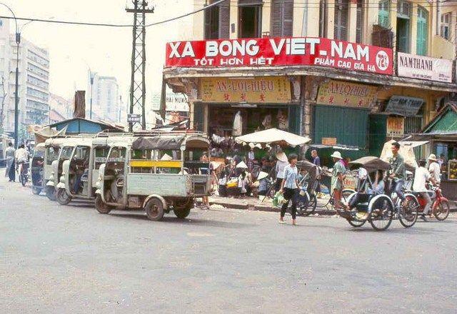 Publicité pour le Savon Vietnam