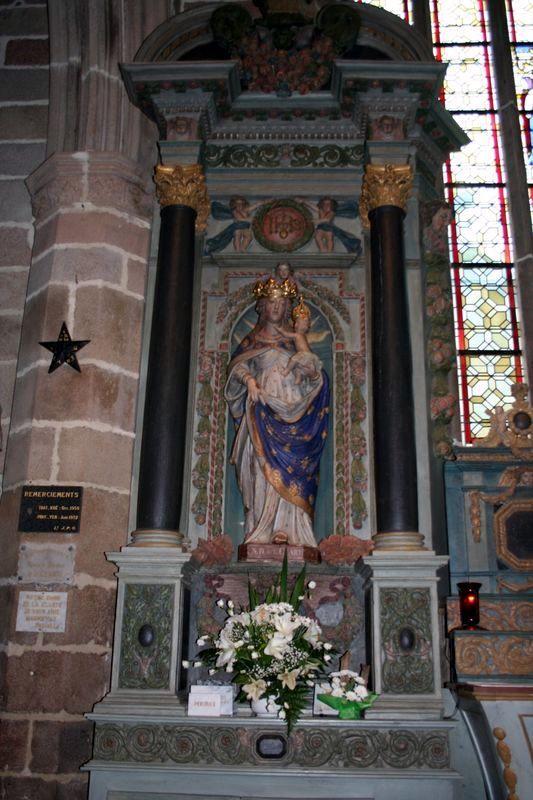 Perros-Guirec, Notre Dame de la Clarté