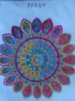 Mandala de Farah