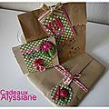* petits cadeaux*