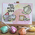 Challenge#221 dt carte maniak -sucreries et compagnie !