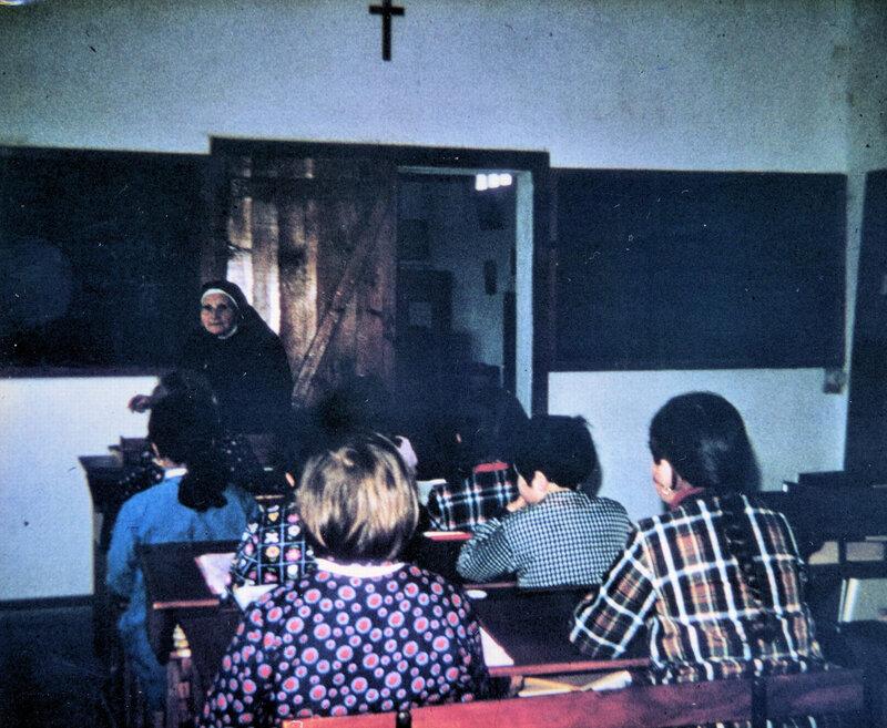 Ch41 - 1970 - La classe des grands 1 - (École du Christ Roi)