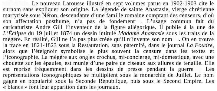 Anastasie