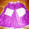 jupe culotte amusante