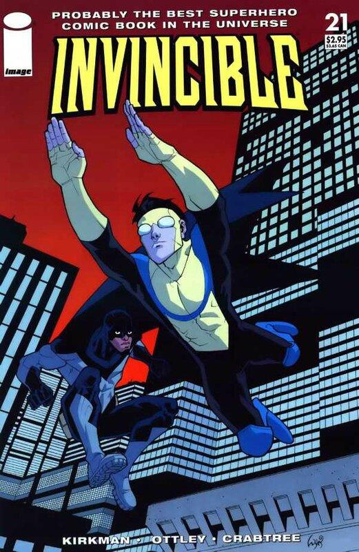 invincible 21