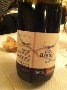 Bistrot Paul Bert Chinon 2010